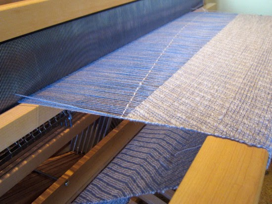Wrap on the loom